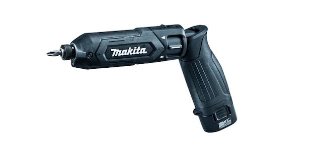 マキタ(Makita) 充電式ペンインパクトドライバ 黒 バッテリー×2・充電器付